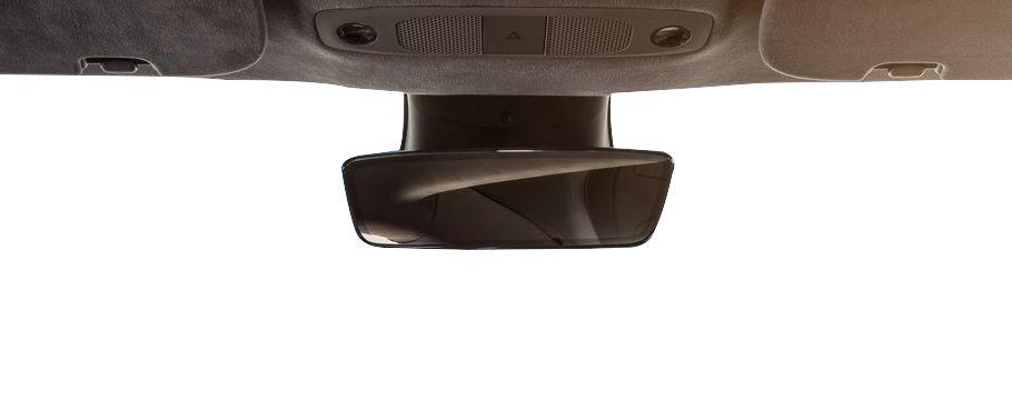 tesla model 3-rear-view-mirror-courtesy-lamps