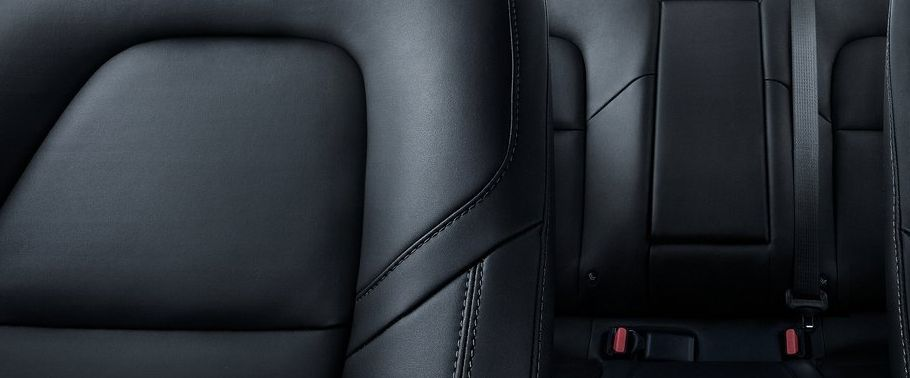 tesla model 3-upholstery-details