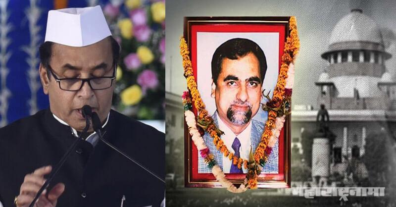 Anil Deshmukh, Justice Loyas Death Case