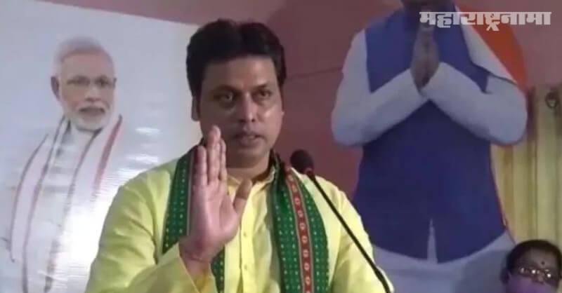 BJP MLAs, Tripura, Rebellion against CM