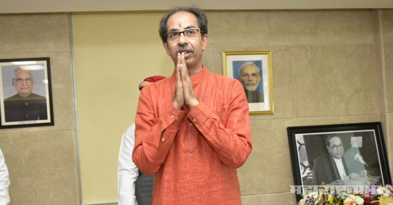 Shivsena, NCP, Congress, Chief Minister Uddhav Thackeray