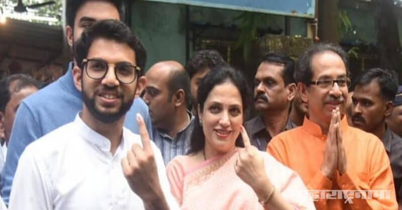Shivsena, Uddhav Thackeray, Maharashtra Vidhansabha Election 2019