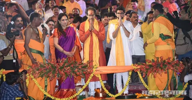 Chief MInister Uddhav Thackeray, Ayodhya Tour, Ram Janma Bhumi