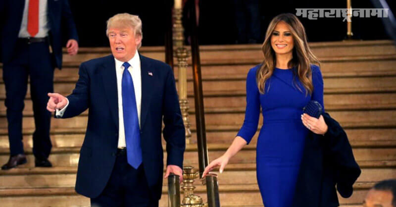 Catching Covid 19, Blessing from god, US President Donald Trump