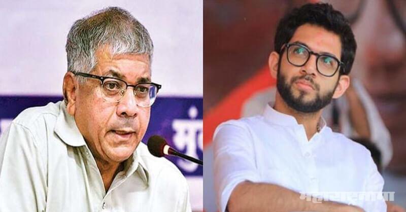 Shivsena, Aaditya Thackeray, Aditya Thackeray, Uddhav Thackeray, BJP, Maharashtra Assembly Election 2019, Vanchit Bahujan Aghadi