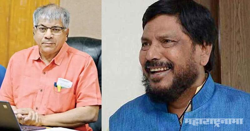 VBA, Vanchit Bahujan Aghadi, Prakash Ambedkar, RPI, Union Minister Ramdas Athawale, Maharashtra band
