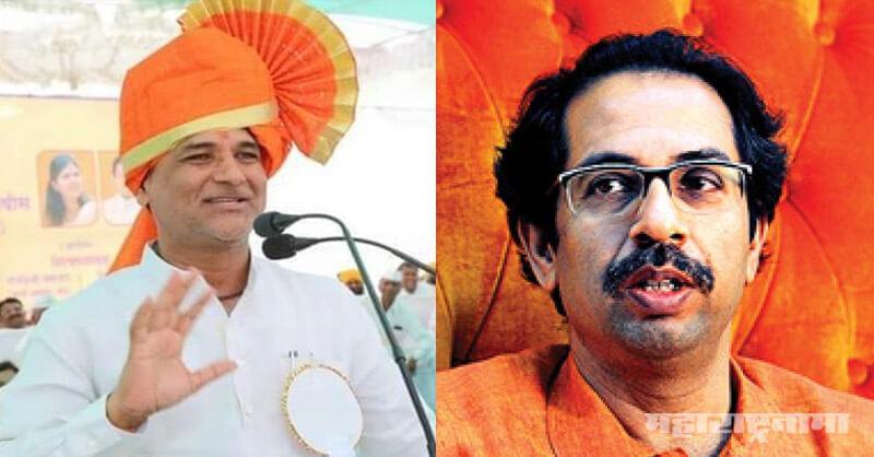 CM Uddhav Thackeray silent, Sharad Pawar, Ram Mandir, Vinayak Mete