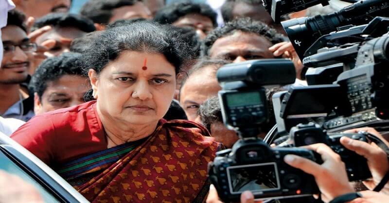 AIADMK, Shashikala, announced decision, retired from politics
