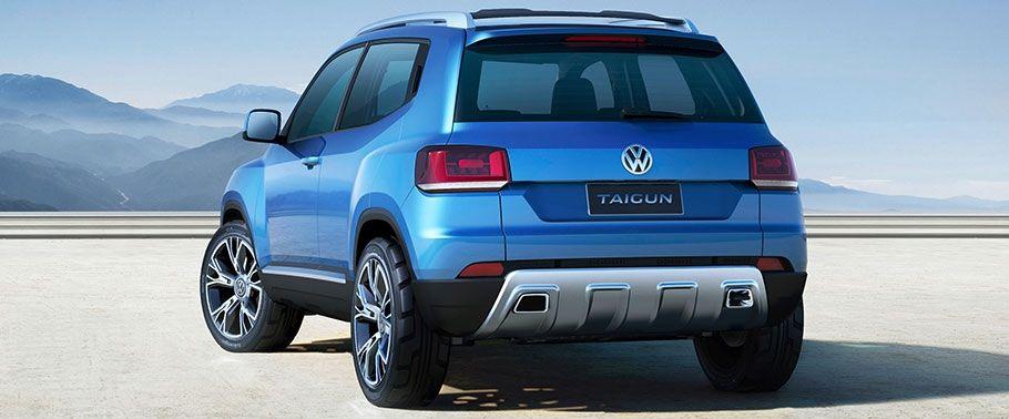 volkswagen taigun-back-side