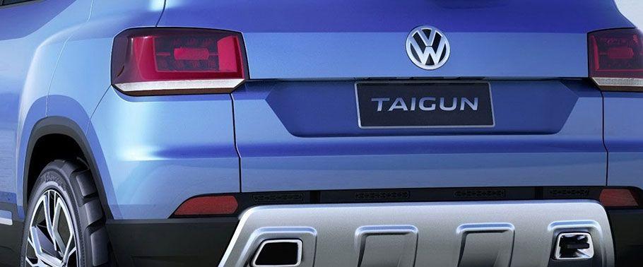 volkswagen taigun-tail-gate-logo