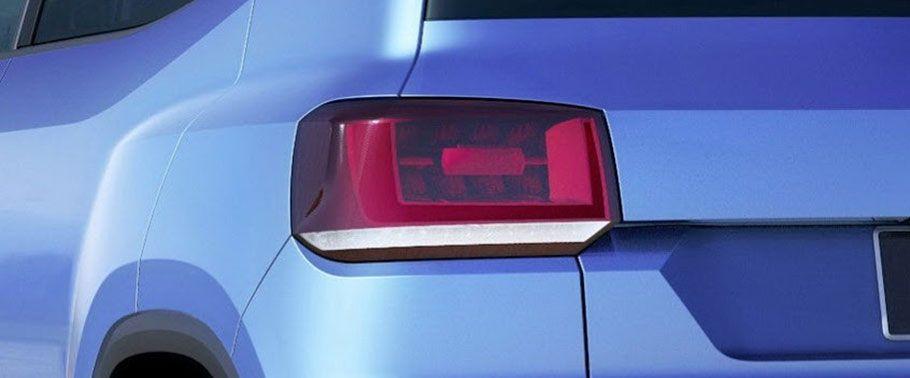 volkswagen taigun-taillight