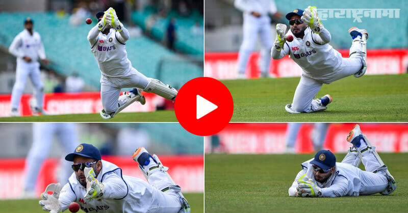 Indian Wicket keeper, Rishabh Pants, two dropped catches, Pucovski