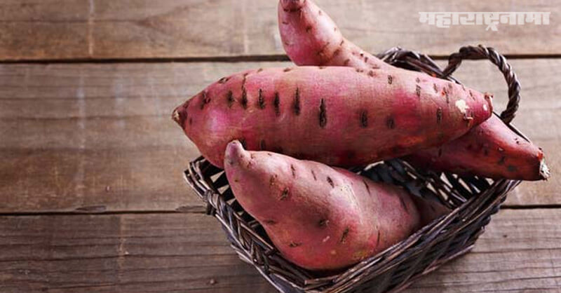 Benefits of sweet potato, Control blood pressure, health article