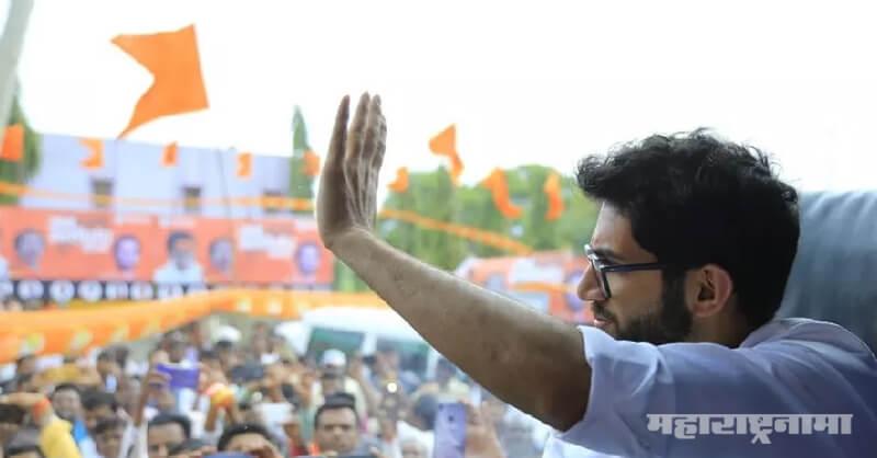 Yuvasena, Shivsena, Aaditya Thackeray, Aditya Thackeray, Maharashtra Vidhansabha Election 2019