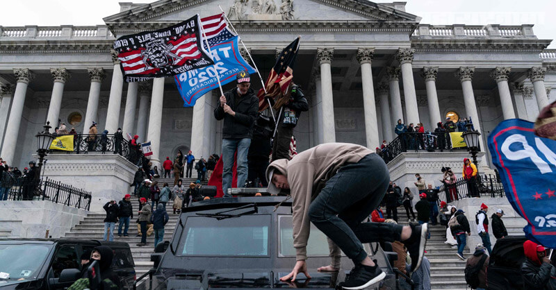D C Mayor, Orders Curfew, Donald Trump supporters, U S Capitol